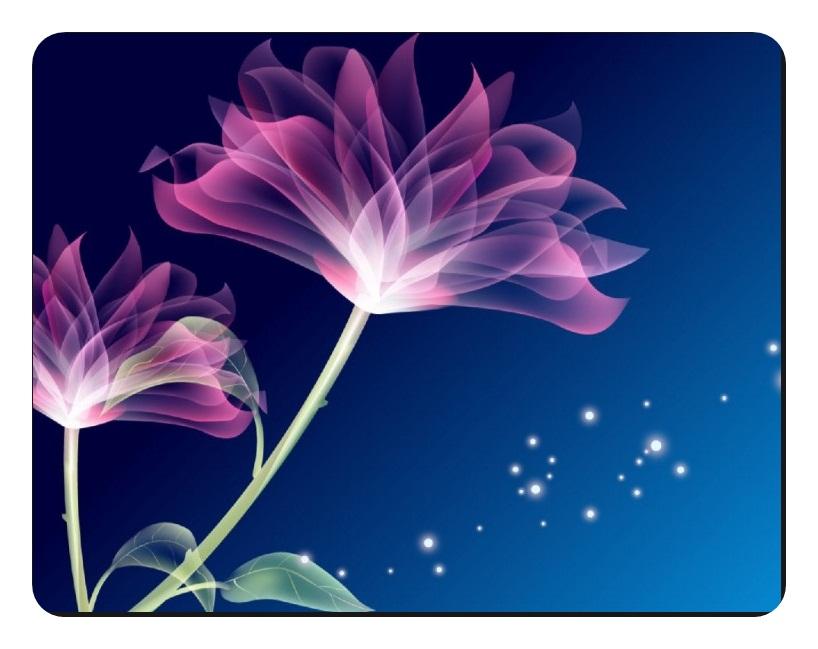 Çiçek Motifli Duvar Kağıtları