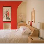Elma Şekeri Rengi Yatak Odası