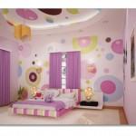 Genç Odası Asma Tavan Modelleri