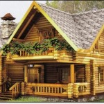 Kütük Ev Tasarımları