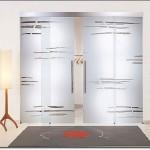 Modern Sürgülü Cam Kapı Modelleri