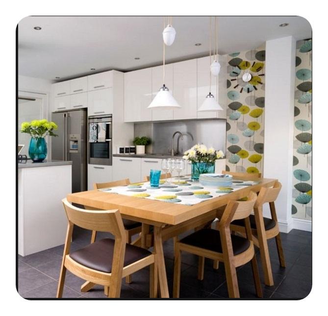 Mutfak Duvar Kağıtları