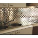 Mutfak Tezgah Arası Cam Mozaik Modelleri-3