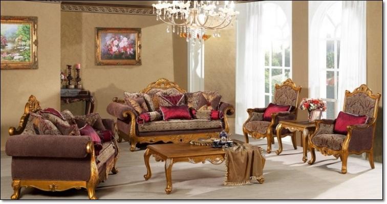 Osmanli Tarzi Koltuk Takimlari Dekorasyon Modelleri