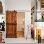 Rustik Sürgülü Kapılar