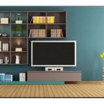 Tv Arkası Dekorasyon Önerileri-4