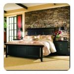 Yatak Odası Taş Duvar Modelleri