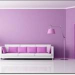 Eflatun Rengi Salon