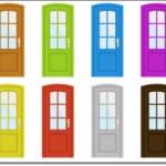 İç Kapı Renkleri
