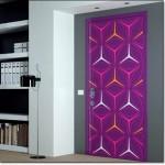 Modern Renkli Kapılar