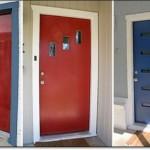 Renkli Amerikan Kapı Modelleri