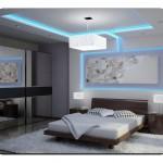 Yatak Odasi Alçıpan Aydınlatma