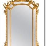 Altın Rengi Ayna