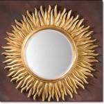 Altın Varaklı Ayna Modelleri-2