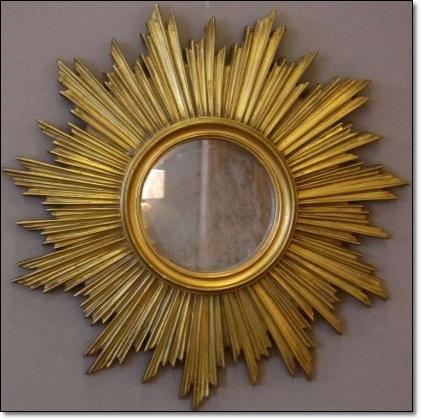 Altın Varaklı Ayna Modelleri-3