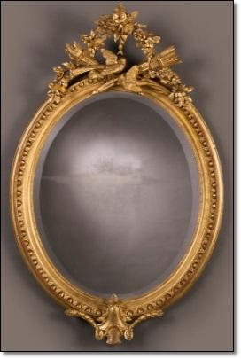 Altın Varaklı Ayna Modelleri-4