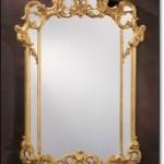 Altın Varaklı Ayna Tasarımları