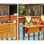 Balkon Masası Tasarımları