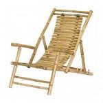 Bambu Bahçe Sandalyeleri