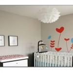 Bebek Odası Aydınlatma Fikirleri