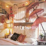 Bohem Tarzı Yatak Odası-2