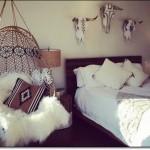 Bohem Tarzı Yatak Odası-3