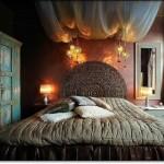 Bohem Tarzı Yatak Odası-4