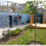 Çocuklar İçin Ev Bahçe Tasarımı