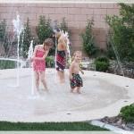 Çocuklar İçin Yaz Bahçesi
