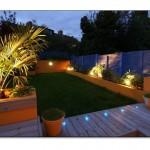 Dekoratif Bahçe Aydınlatma