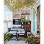 Dekoratif Balkon Tasarımı