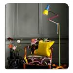 Dekoratif Renkli Lambaderler