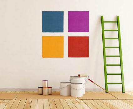 Duvar Boyası Renk Seçimi