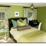Yatak Odası Asker Yeşili Rengi