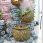 Dekoratif Bahçe Çeşmeleri-2