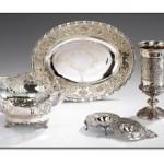 Dekoratif Gümüş Eşyalar