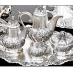 Gümüş Çay Seti