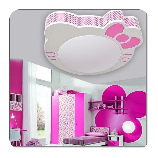 Kız  Çocuk Odası Aydınlatma