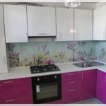 İki Renk Mutfak Dolabı Modelleri