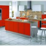 Ada Mutfak Tasarımı