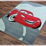 Araba Resimli Halı Modelleri