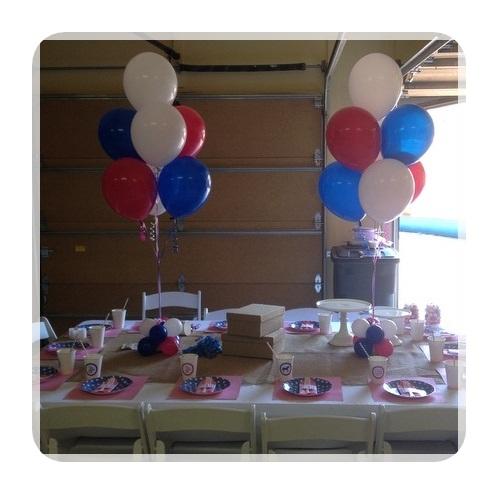 Balon Partisi-2