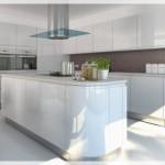 Beyaz Ada Mutfak Modelleri