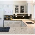 Beyaz Granit Mutfak Tezgahı