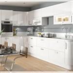 Beyaz Mutfak Modelleri-4