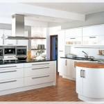 Beyaz L Mutfak