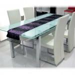 Cam Mutfak Masası-2