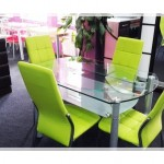 Cam Mutfak Masası Modelleri-2