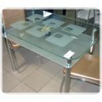Cam Mutfak Masası Modelleri-3