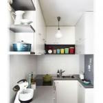 Dar Mutfak Tasarımı